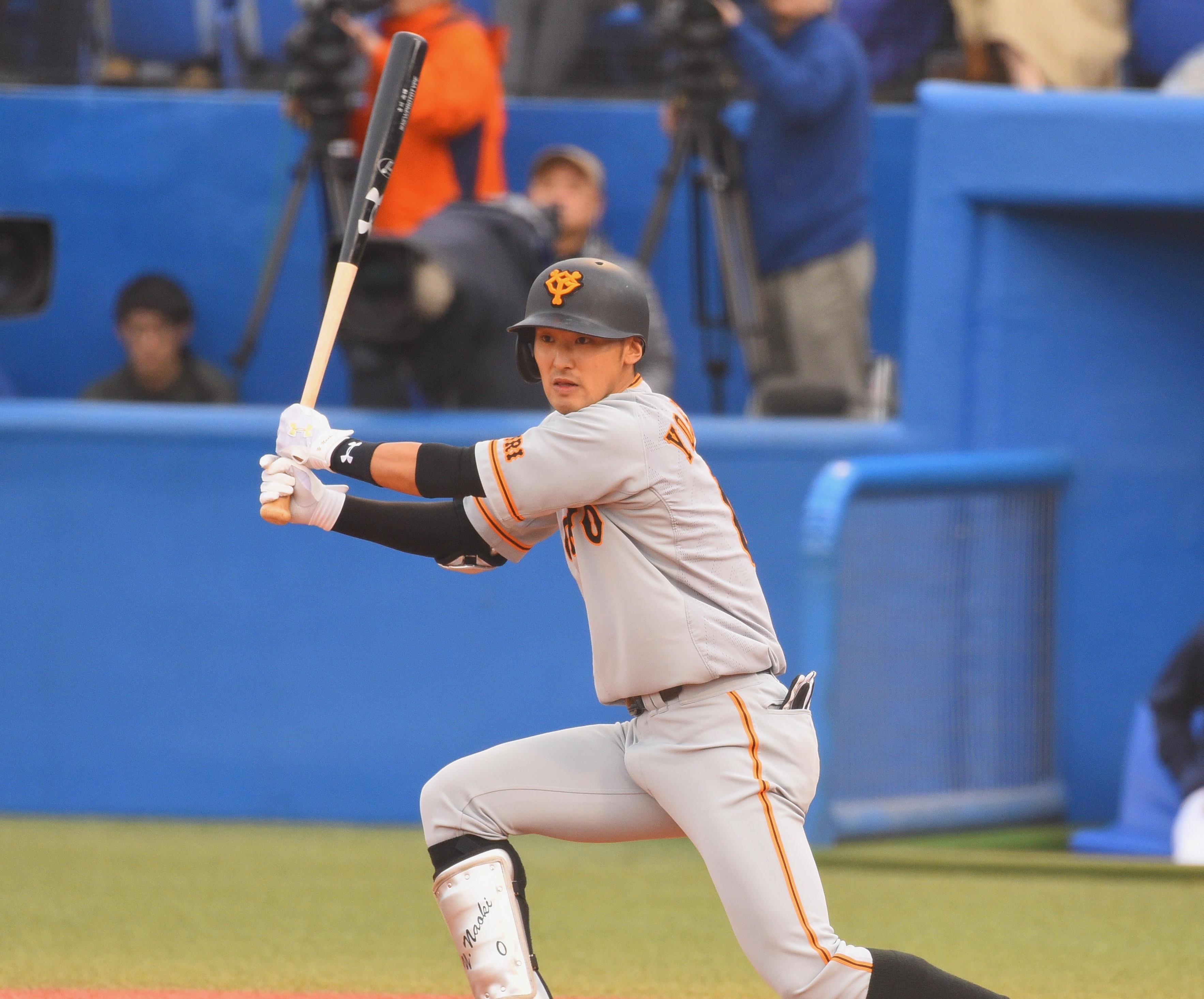 尚輝 背 番号 吉川 プロ初のサヨナラ打 巨人・吉川尚「背番号16」だけど…ボール止まっては見えませんでした!