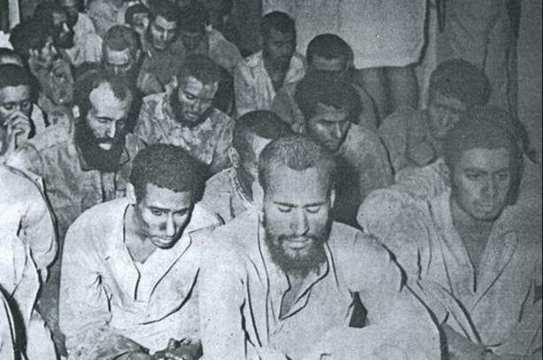 Grand Mosque Seizure insurgents,1979.JPG