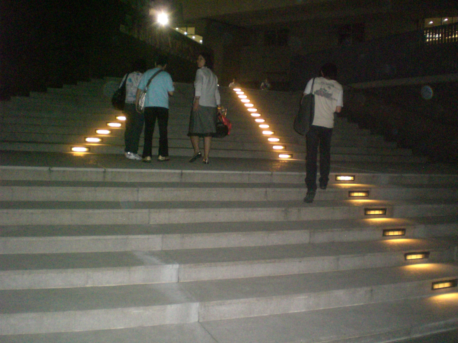 File:HK Chai Wan Youth Dev Centre Night Outdoor Stone Stairs ...