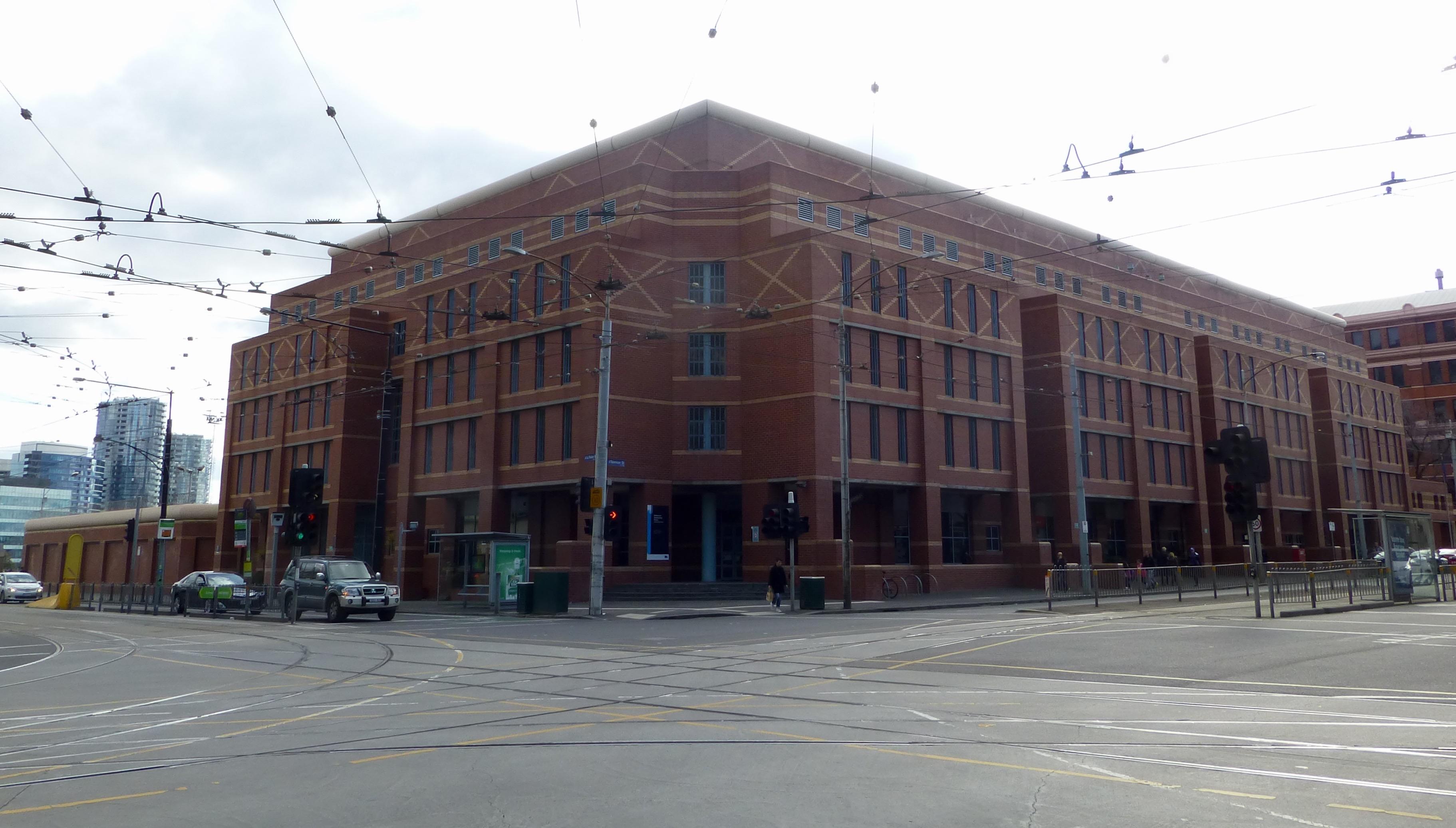 HM Melbourne Assessment Prison - Wikipedia