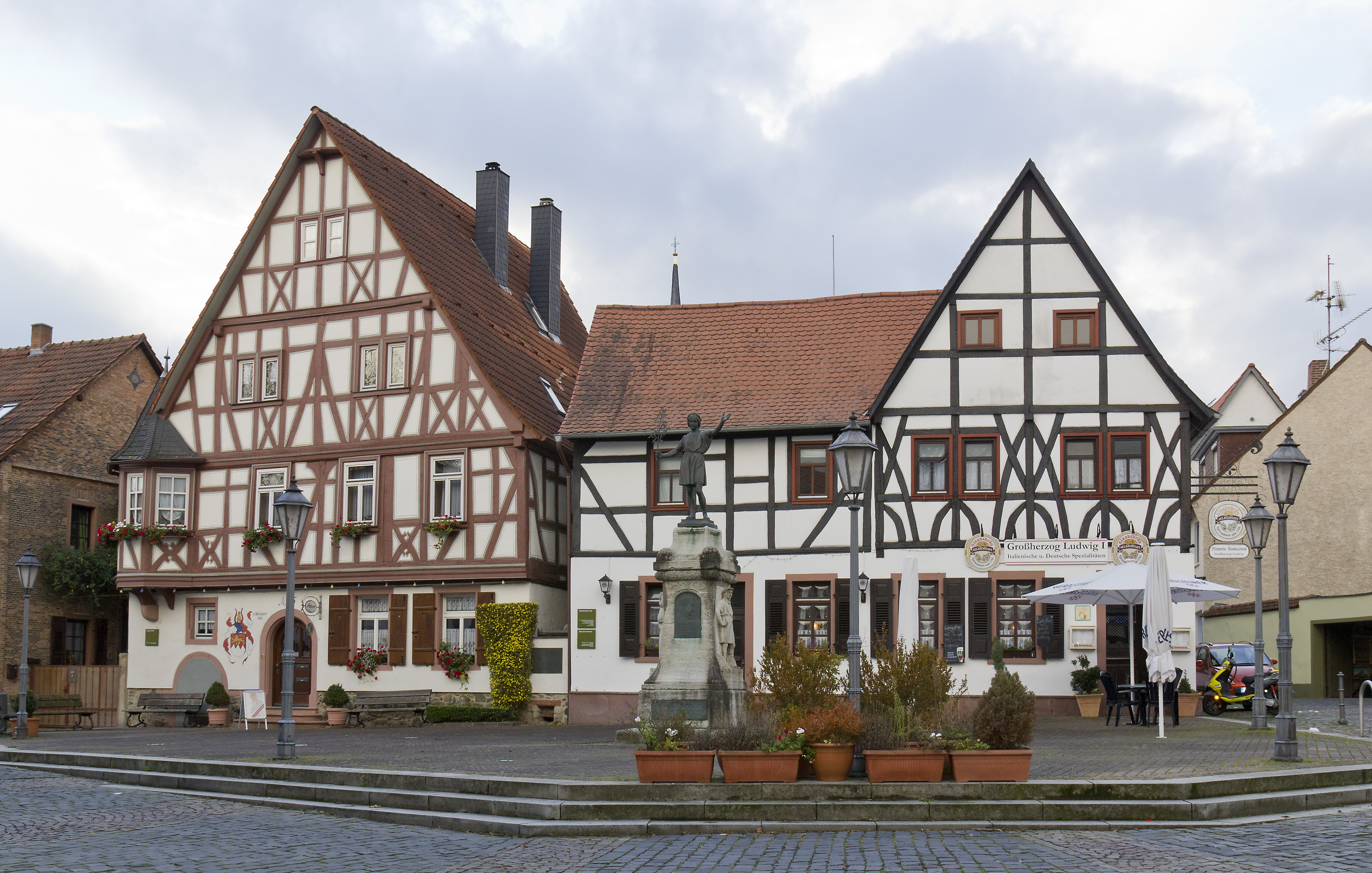 a date Hanau