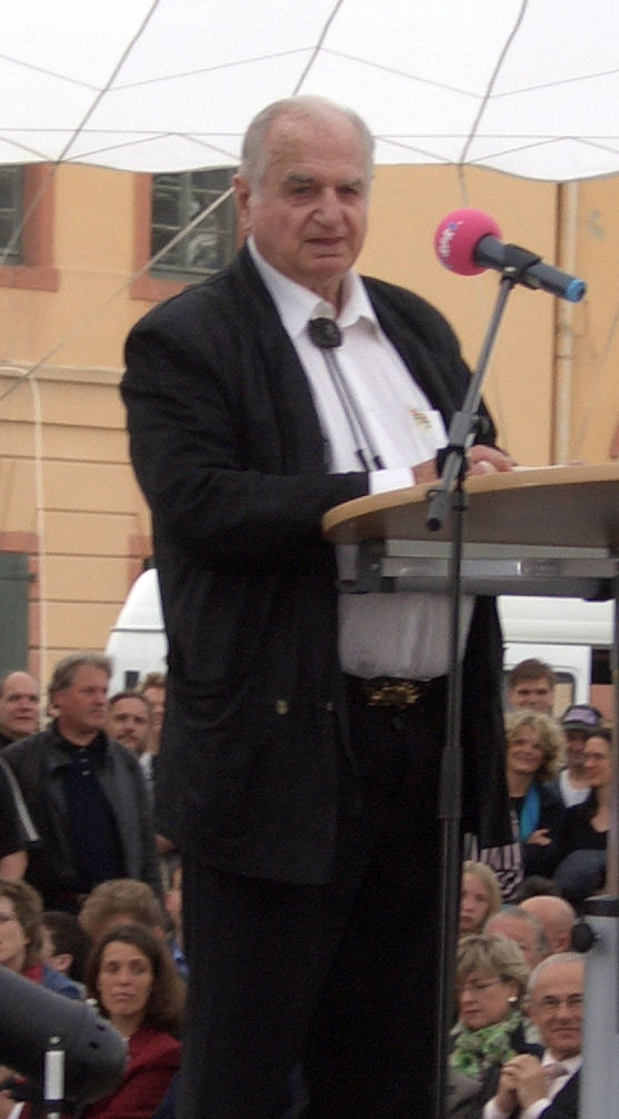 Hans Riegel junior Größe