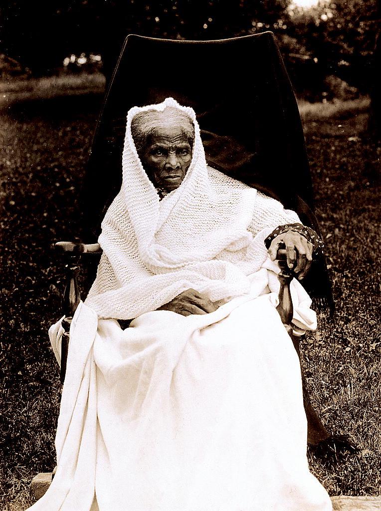 About Harriet Tubman