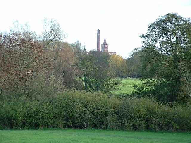 Haslam Park and Tulketh Mill - geograph.org.uk - 307055