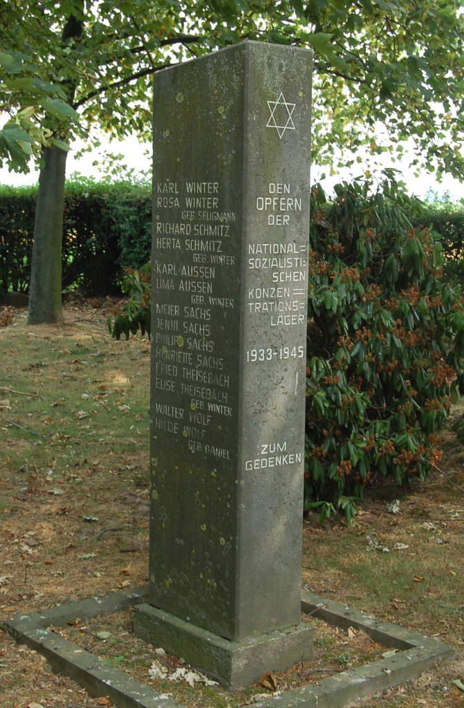 Hemmerden jüdischerGedenkstein-1933-45.jpg