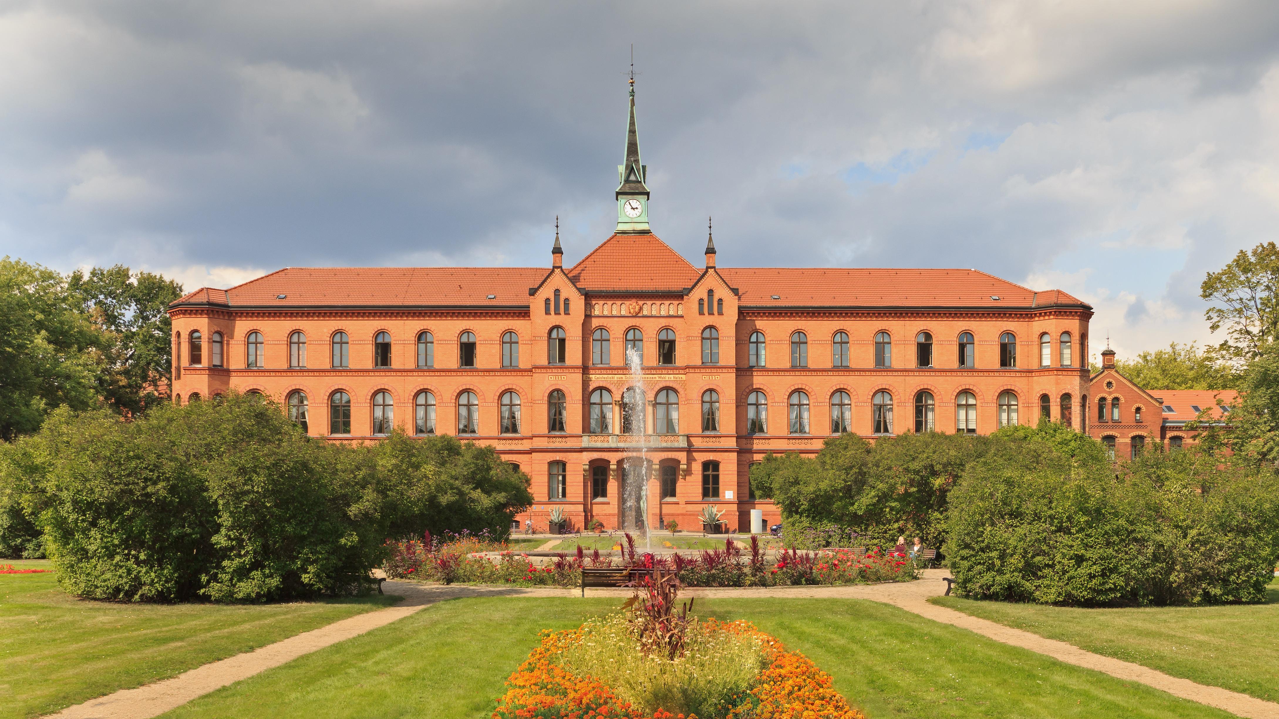 Evangelisches Krankenhaus Königin Elisabeth Herzberge Wikipedia