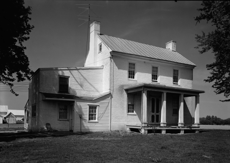Front Elevation Of Victorian Houses : File historic american buildings survey cortlandt van dyke
