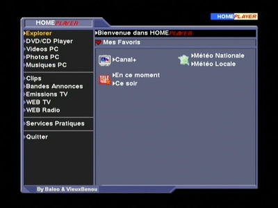 TÉLÉCHARGER LE MULTIPOSTE FREEBOX VLC MEDIA PLAYER
