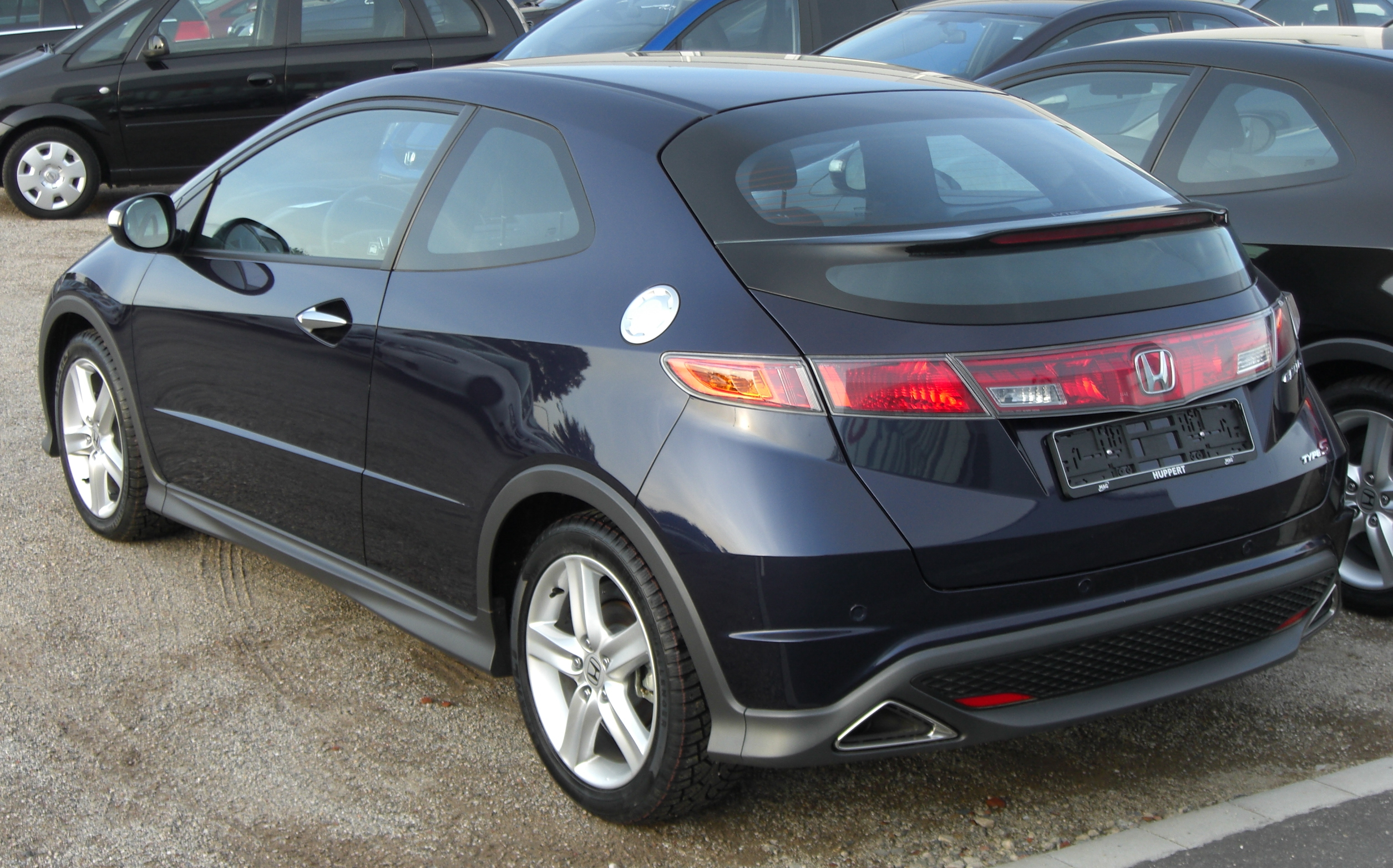 honda civic type s 6