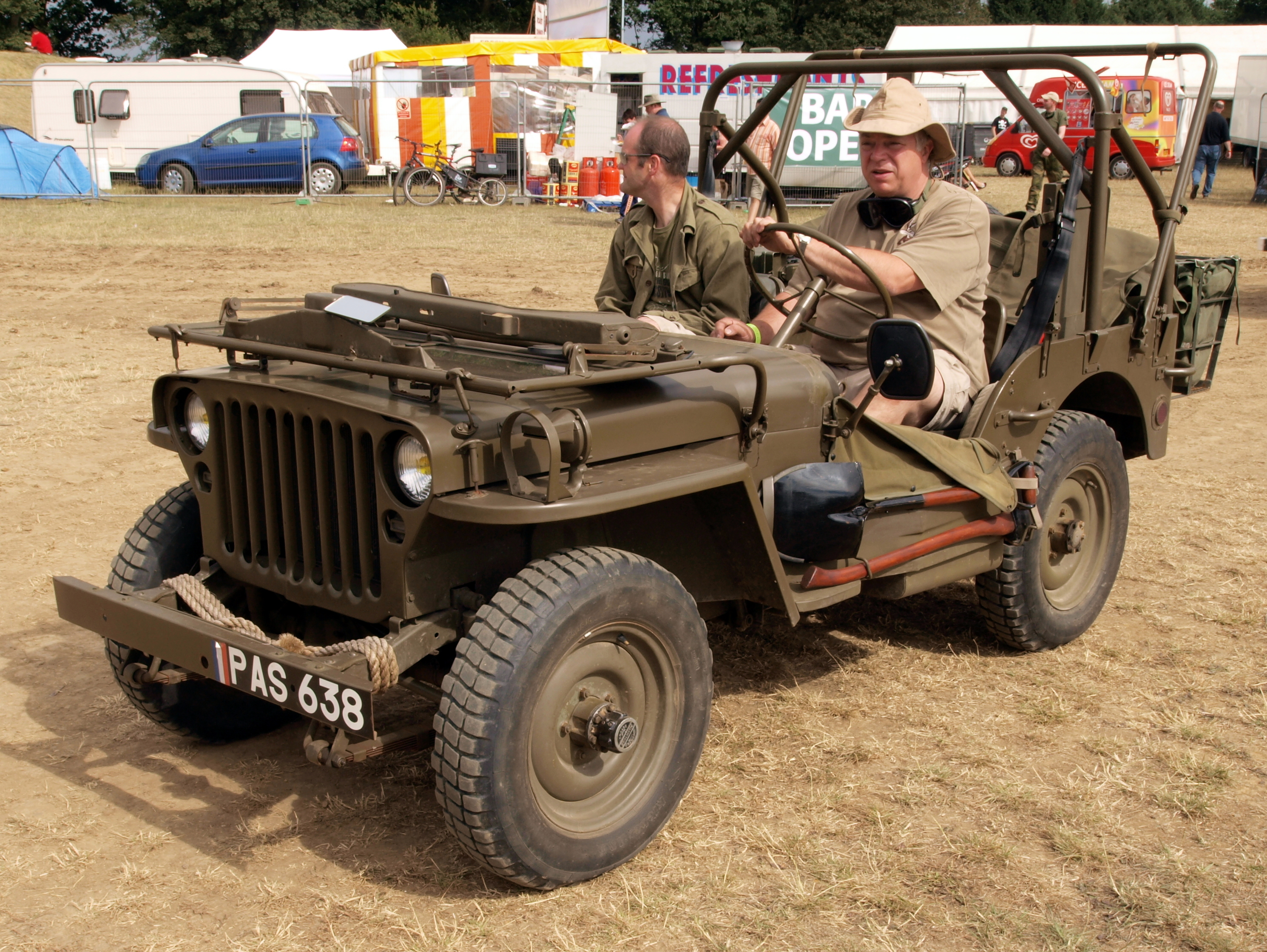 DigInPix - Entité - Hotchkiss Jeep