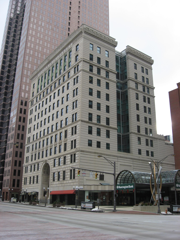 huntington national bank address columbus ohio