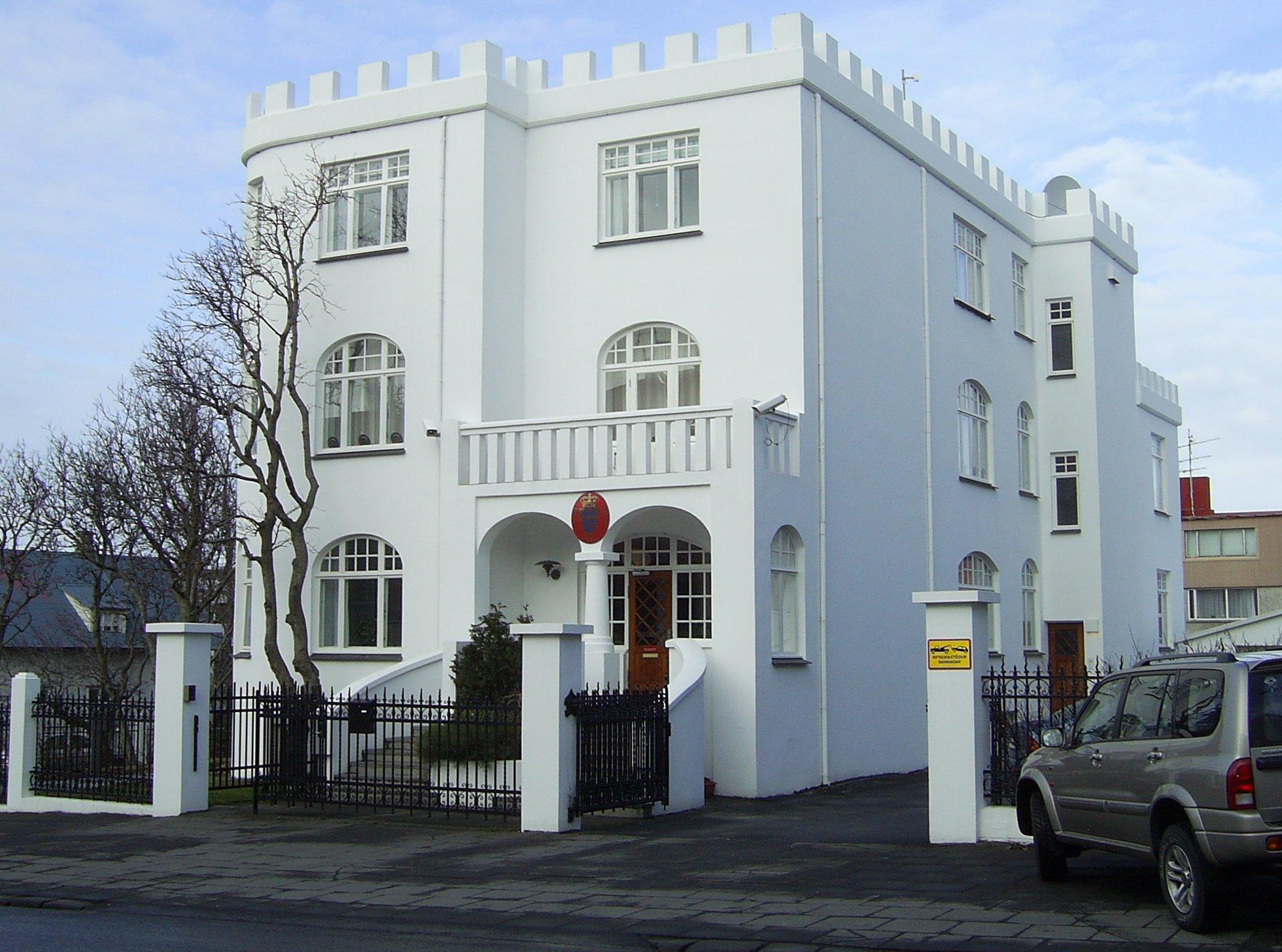 den tyrkiske ambassade københavn