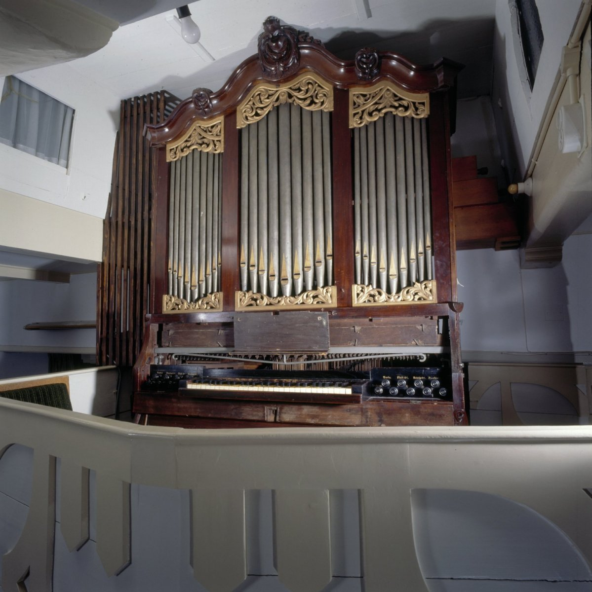 File interieur aanzicht orgel amersfoort 20356792 for Interieur amersfoort