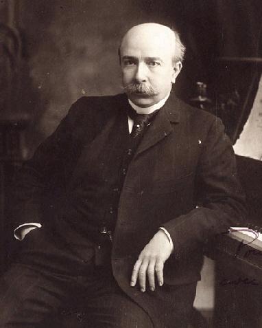 Isidor Philipp ca. 1910