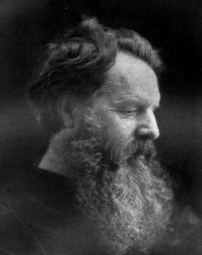 James Thomas Fields, photographed by [[Julia Margaret Cameron]], circa 1869