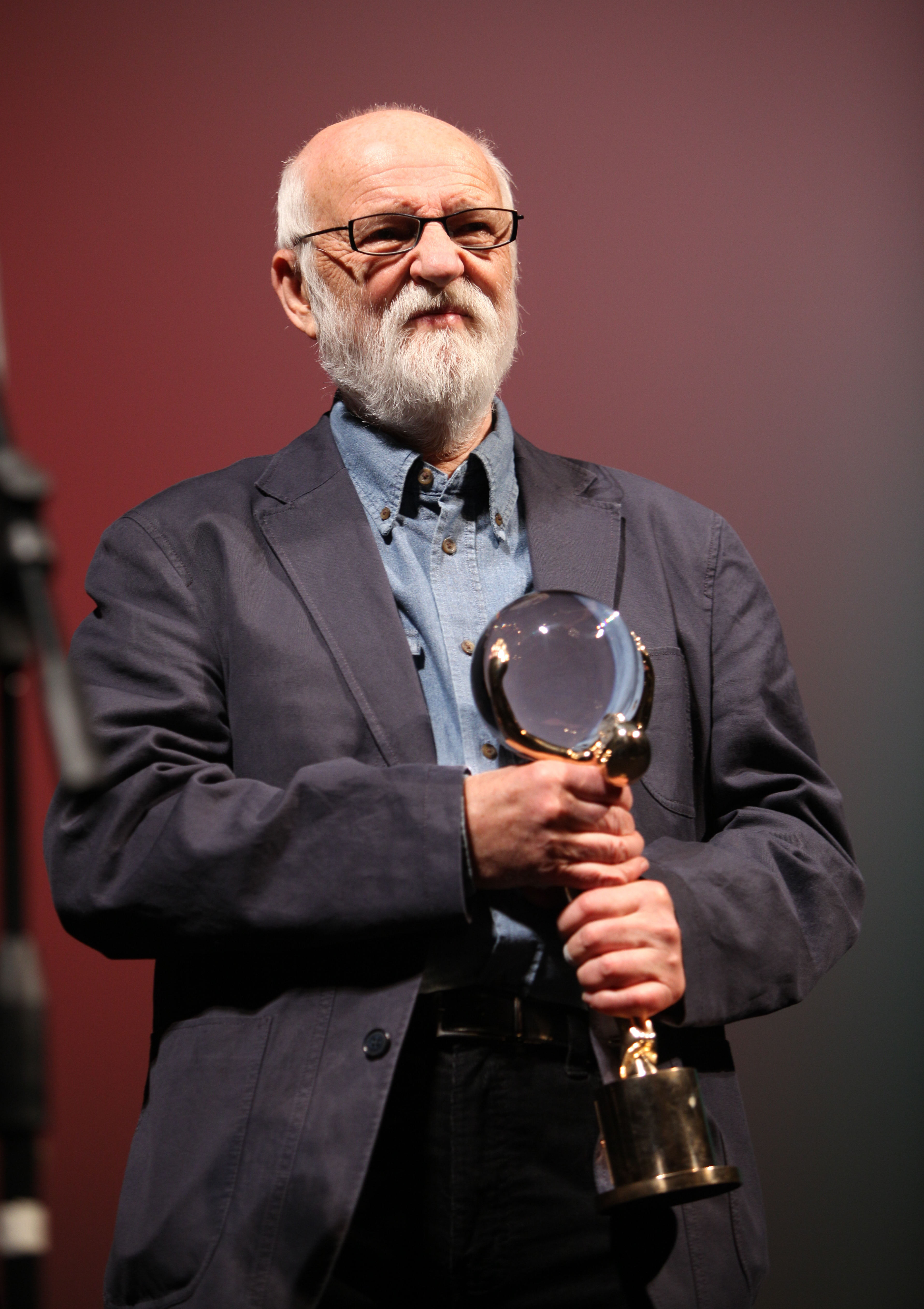 Image of Jan Švankmajer from Wikidata