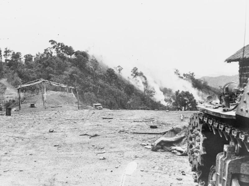 Fájl:Japanese position near Kohima.jpg