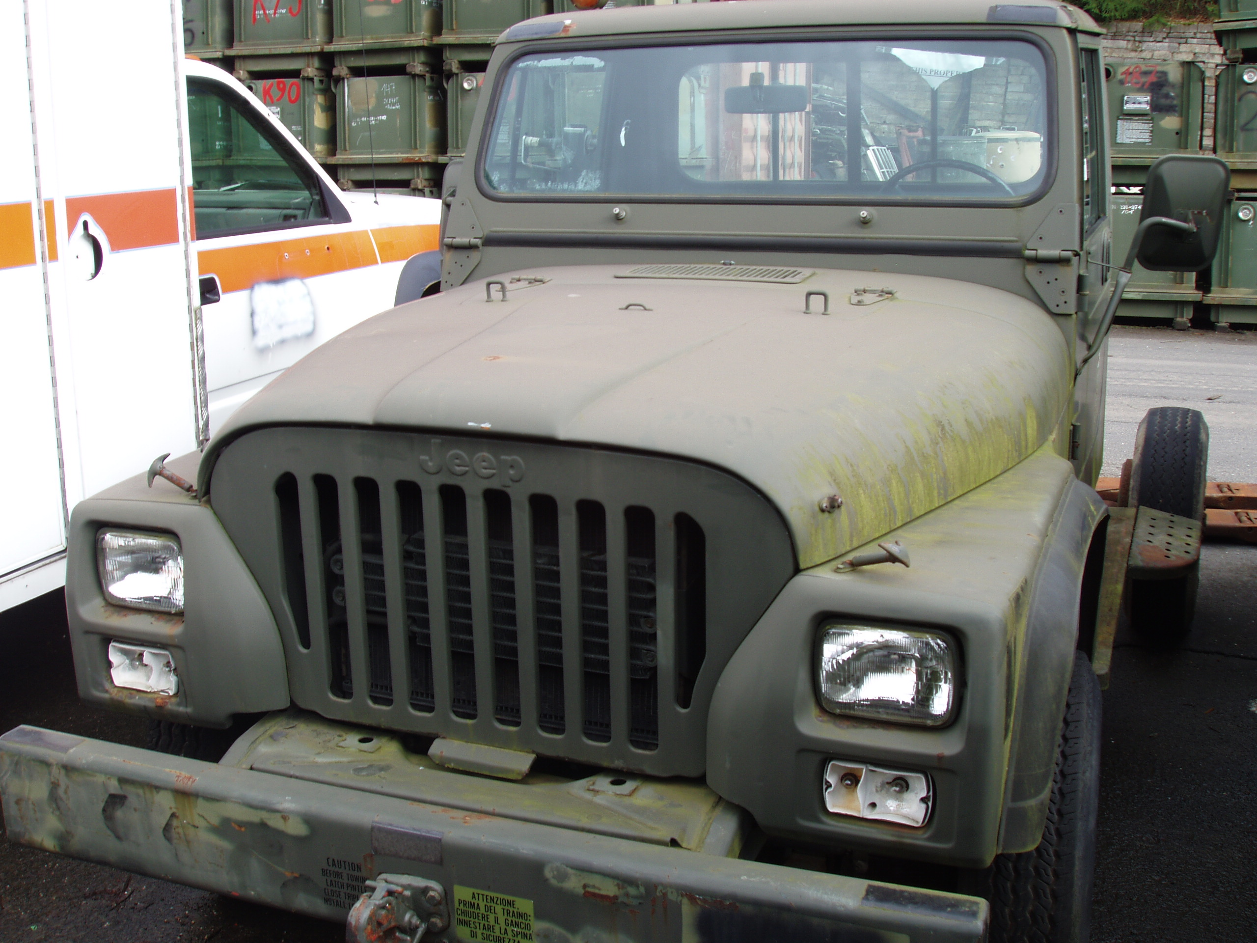 Jeep CJ – Wikipedia