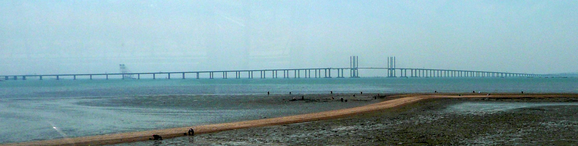 Ponte della Baia di Tsingtao