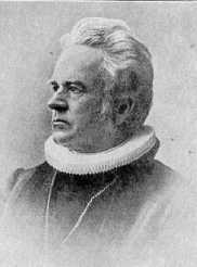 Johan Willoch Erichsen 19th and 20th-century Norwegian Lutheran bishop and theologian