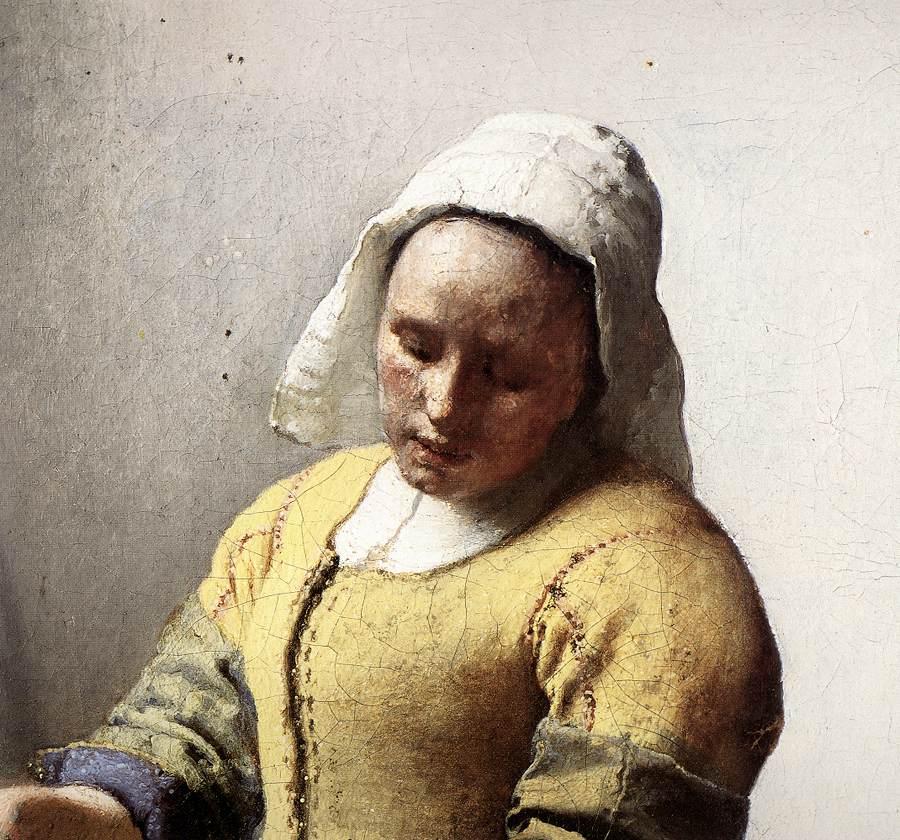File johannes vermeer the milkmaid detail wga24626 - La lechera de vermeer ...