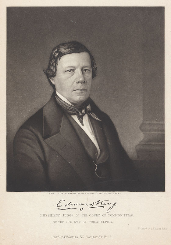 edward king  jurist