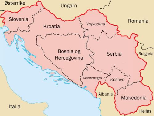 Jugoslavia – Wikimatkat
