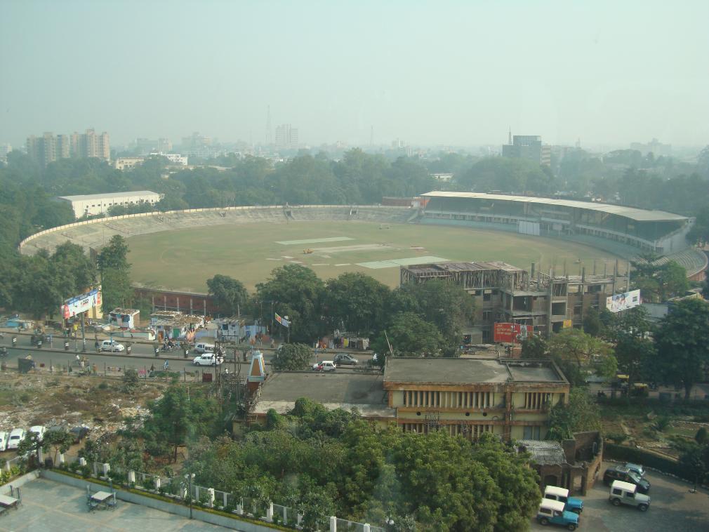 Stadium Aerial View Aerial View of Stadium