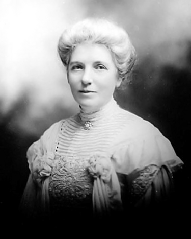 Kate Sheppard was the most prominent member of New Zealand's women's suffrage movement. Kate Sheppard.jpg