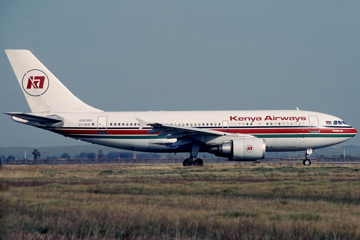 kenya airways flight 431 wikidata