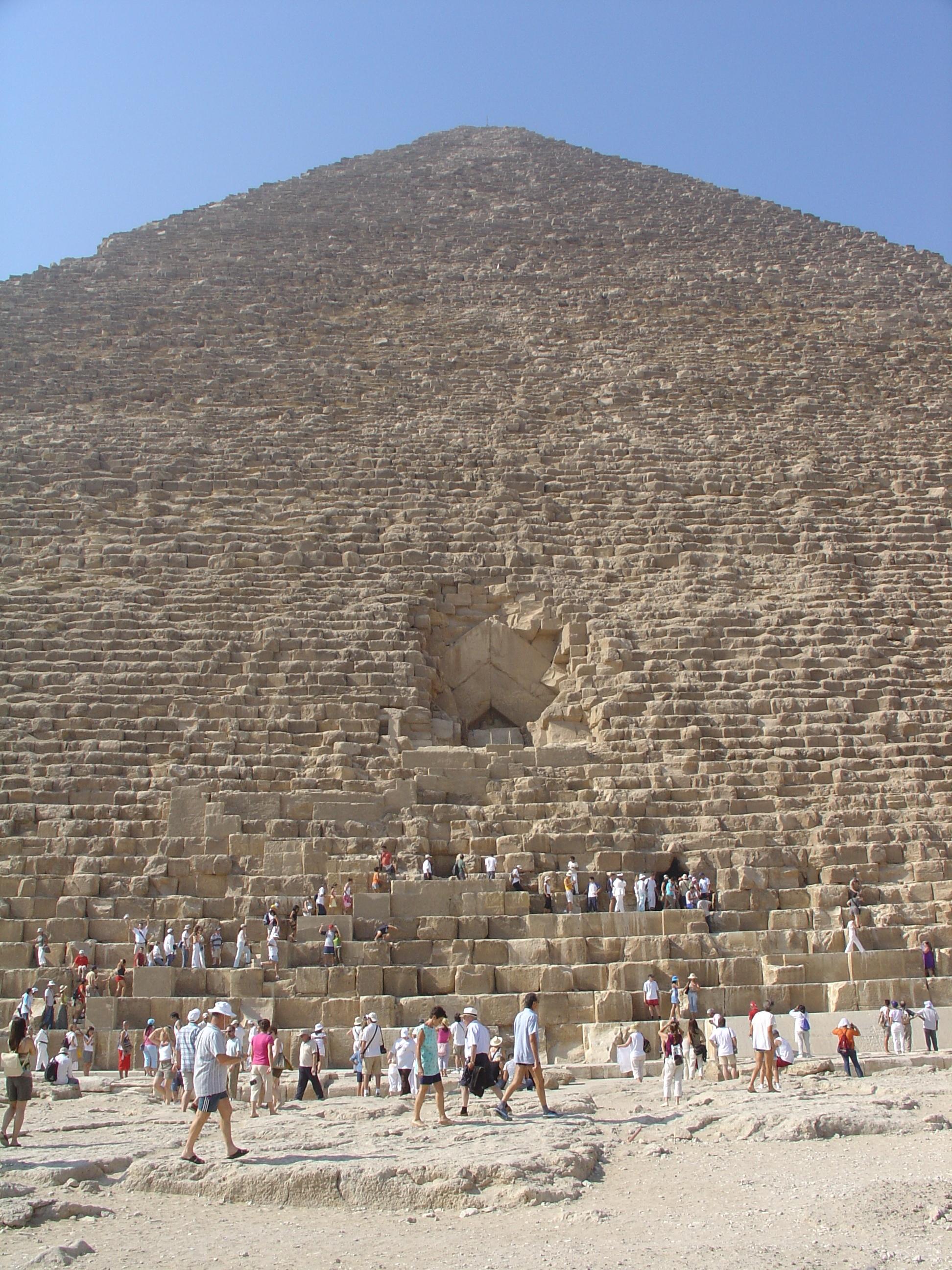 Keops Pyramide