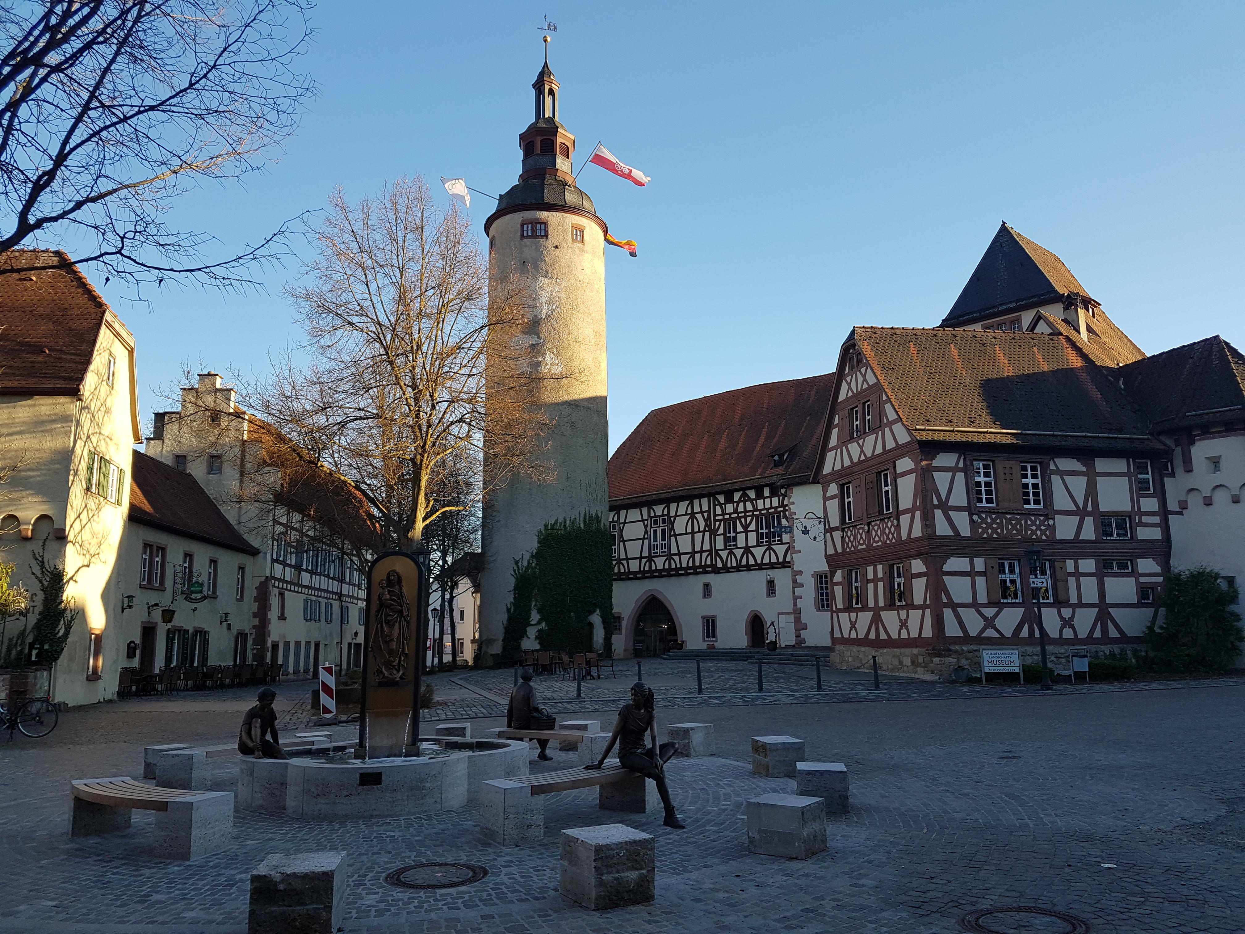 Er sucht sie tauberbischofsheim