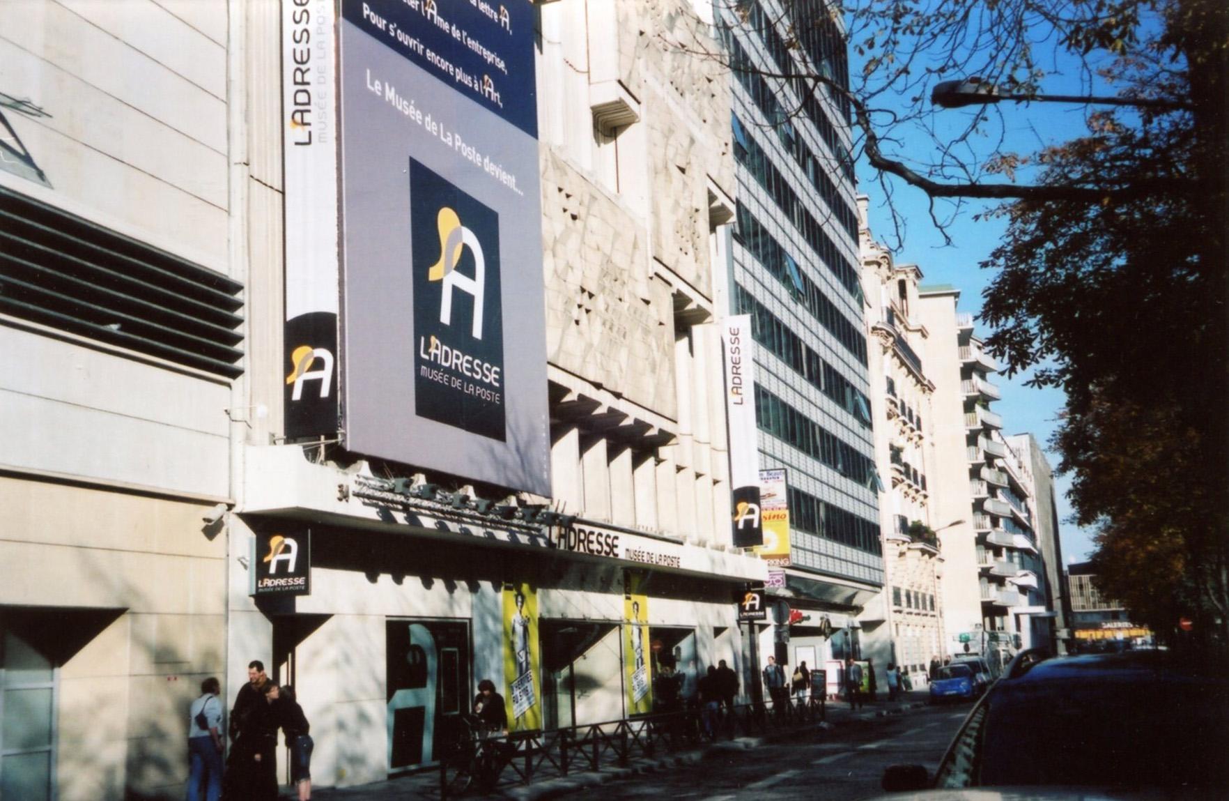 Fichierl Adresse Musée De La Poste Façadejpg Wikipédia
