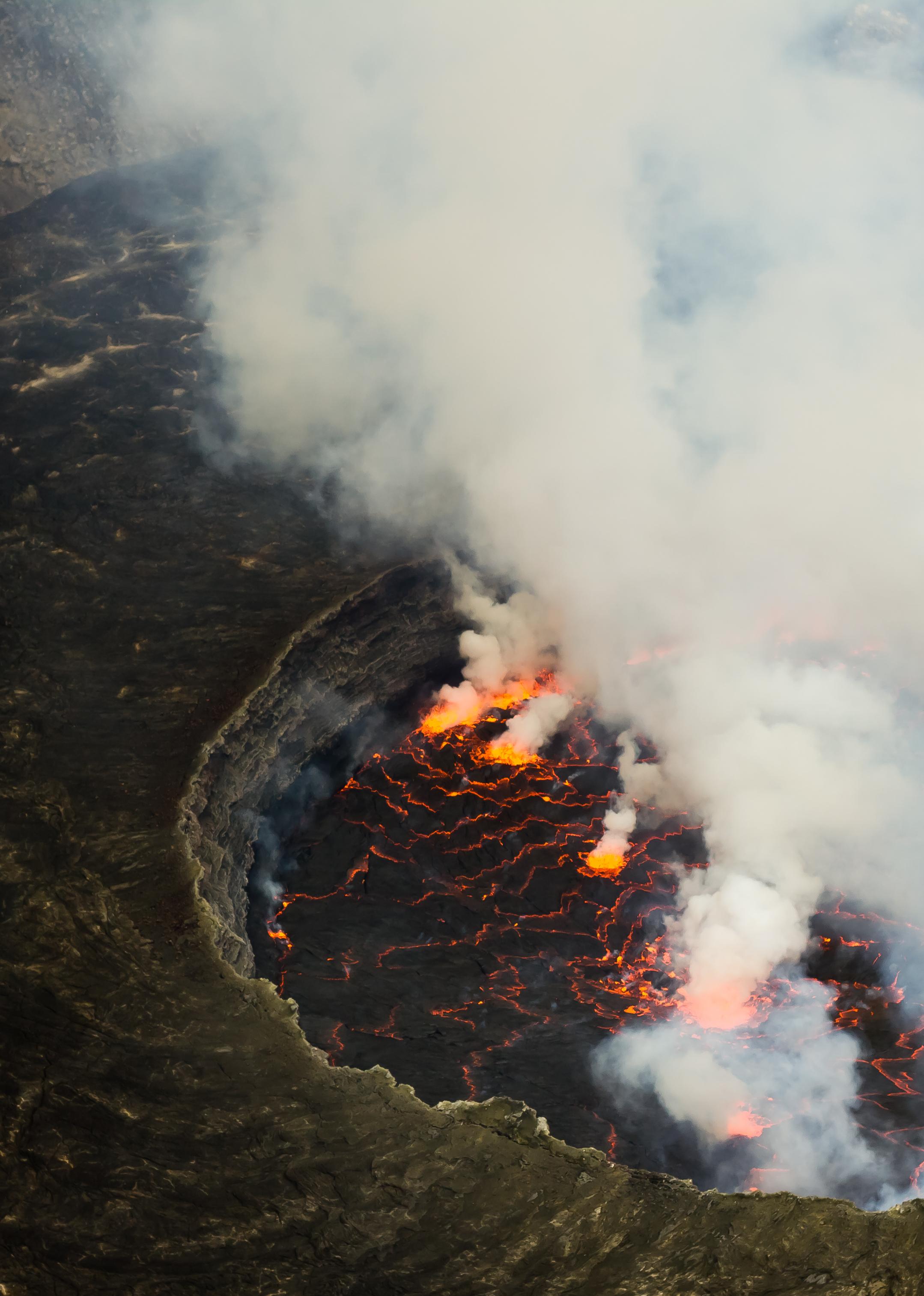 lava mountain volcano - photo #48