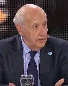 Argentine economist and politician man