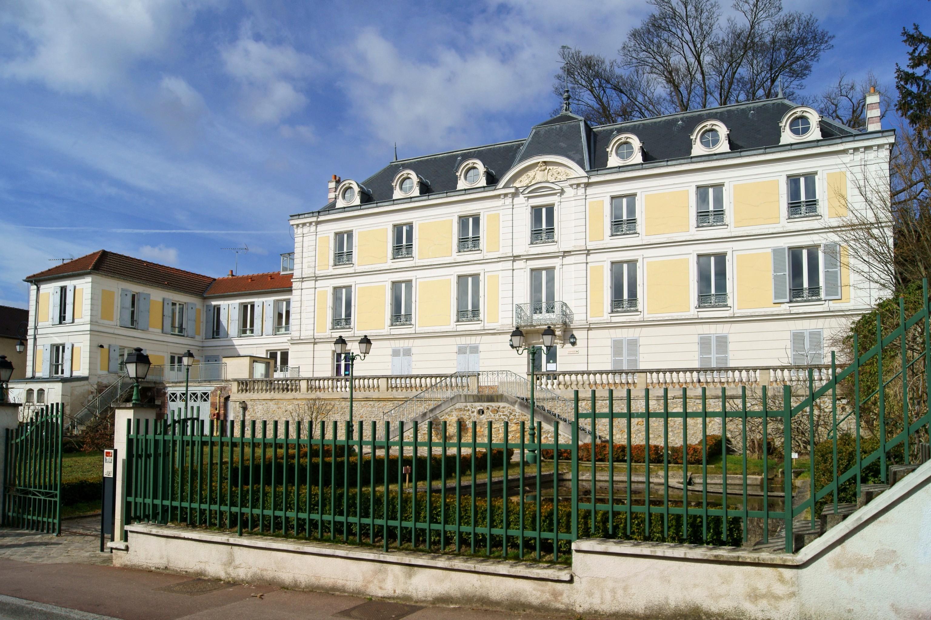 Verrieres Le Buisson Villa Sainte Christine Mariage