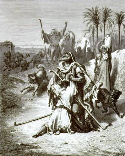 아버지의 무한한 사랑 (귀스타브 도레, Gustave Dore, 1866년)