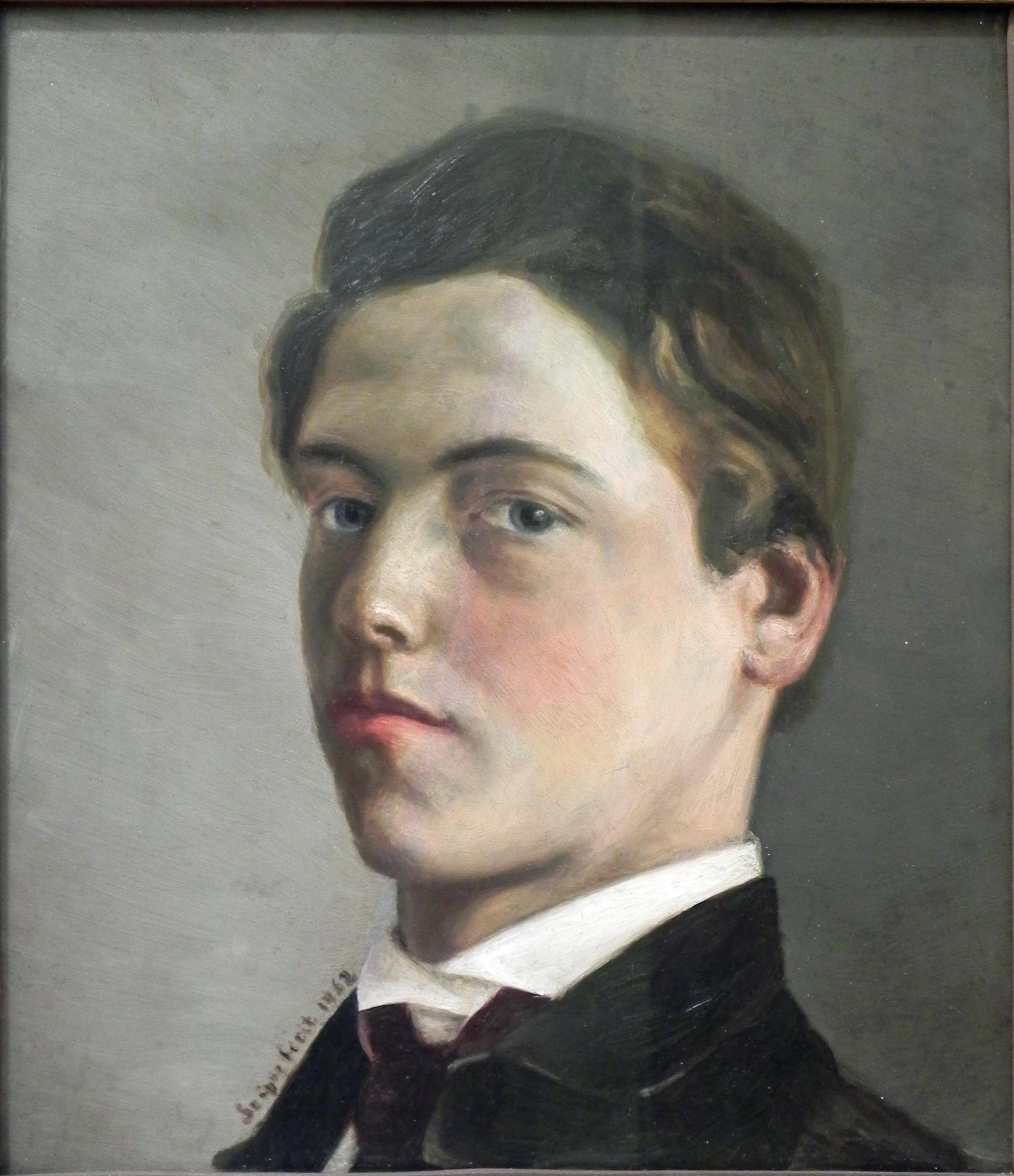 Wilhelm Leibl Wikipedia