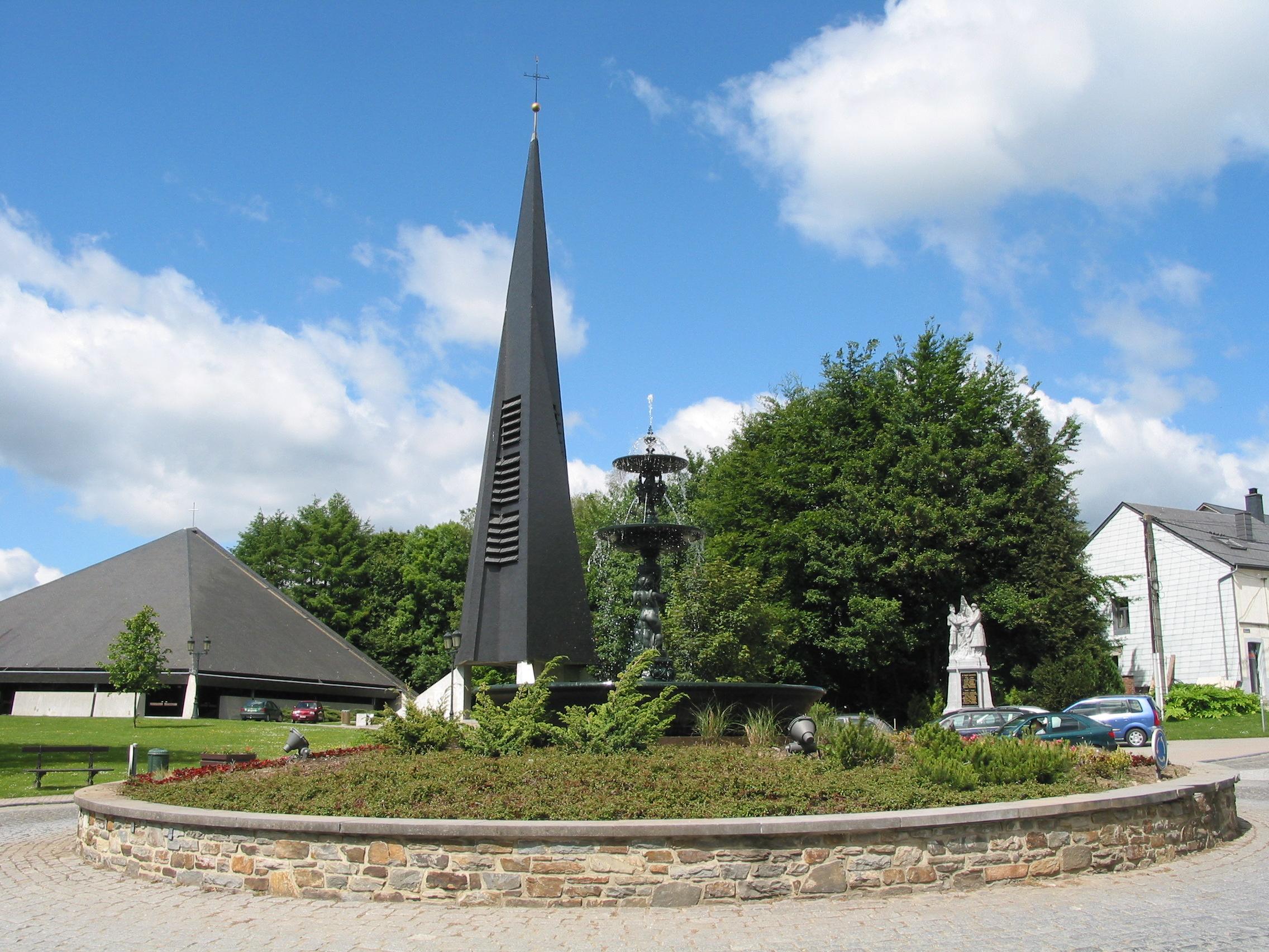 Libramont-Chevigny — Wikipédia