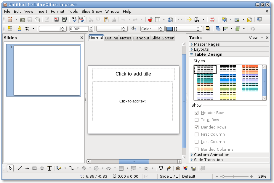 Libreoffice impress wikipedia - Openoffice or libre office ...