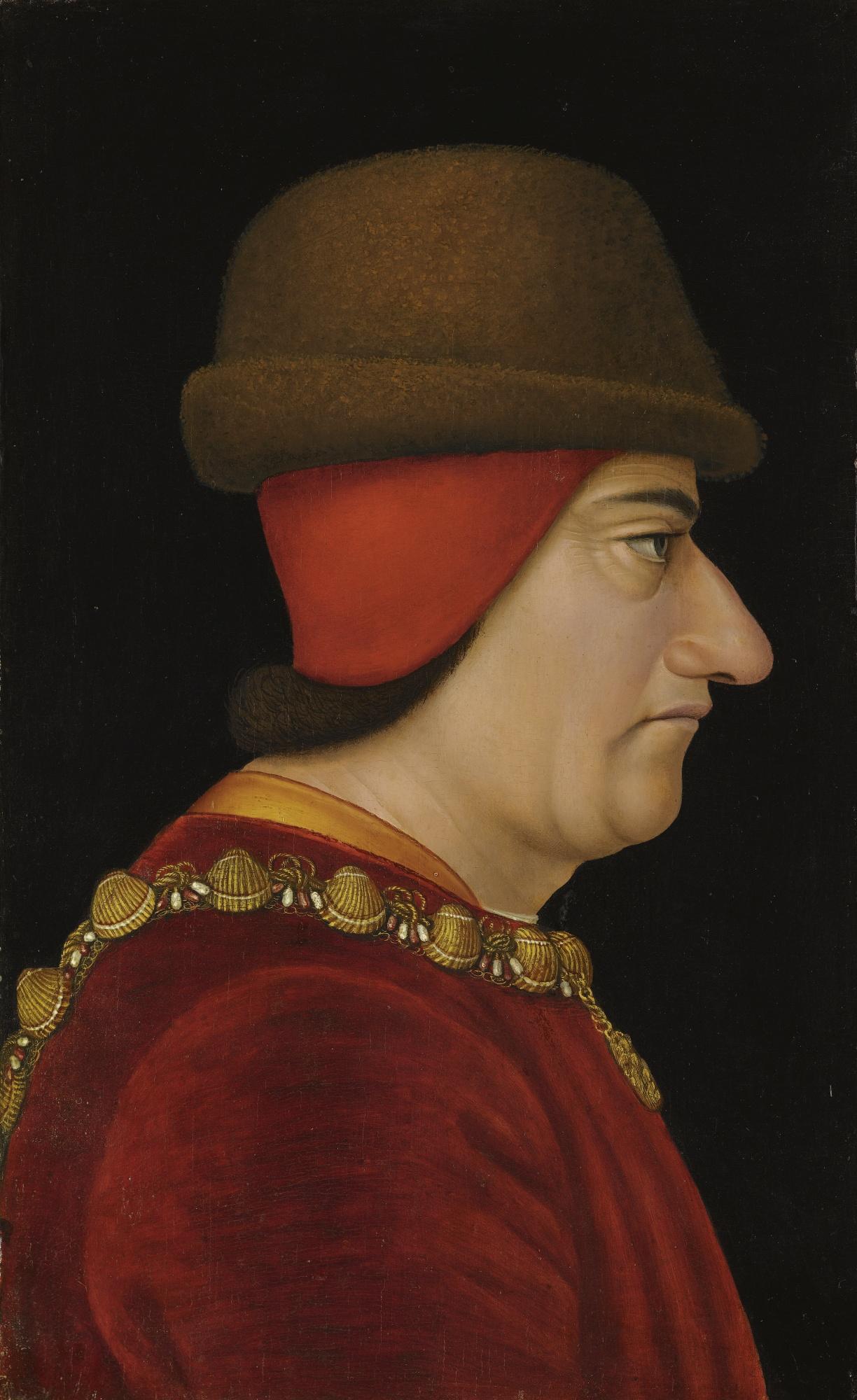 Ludwik XI Wytrwały