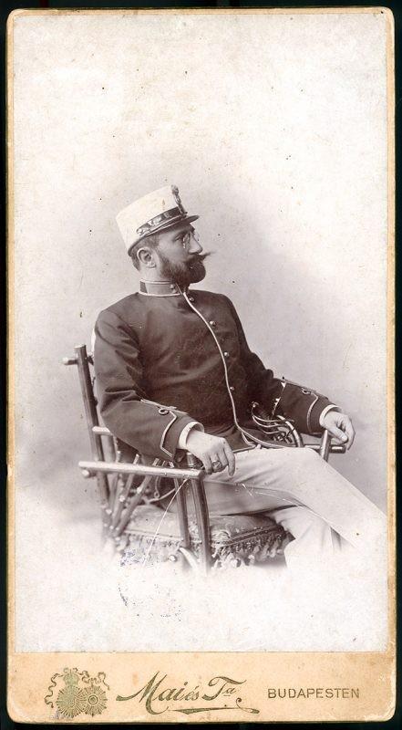 Image of Manó Mai from Wikidata