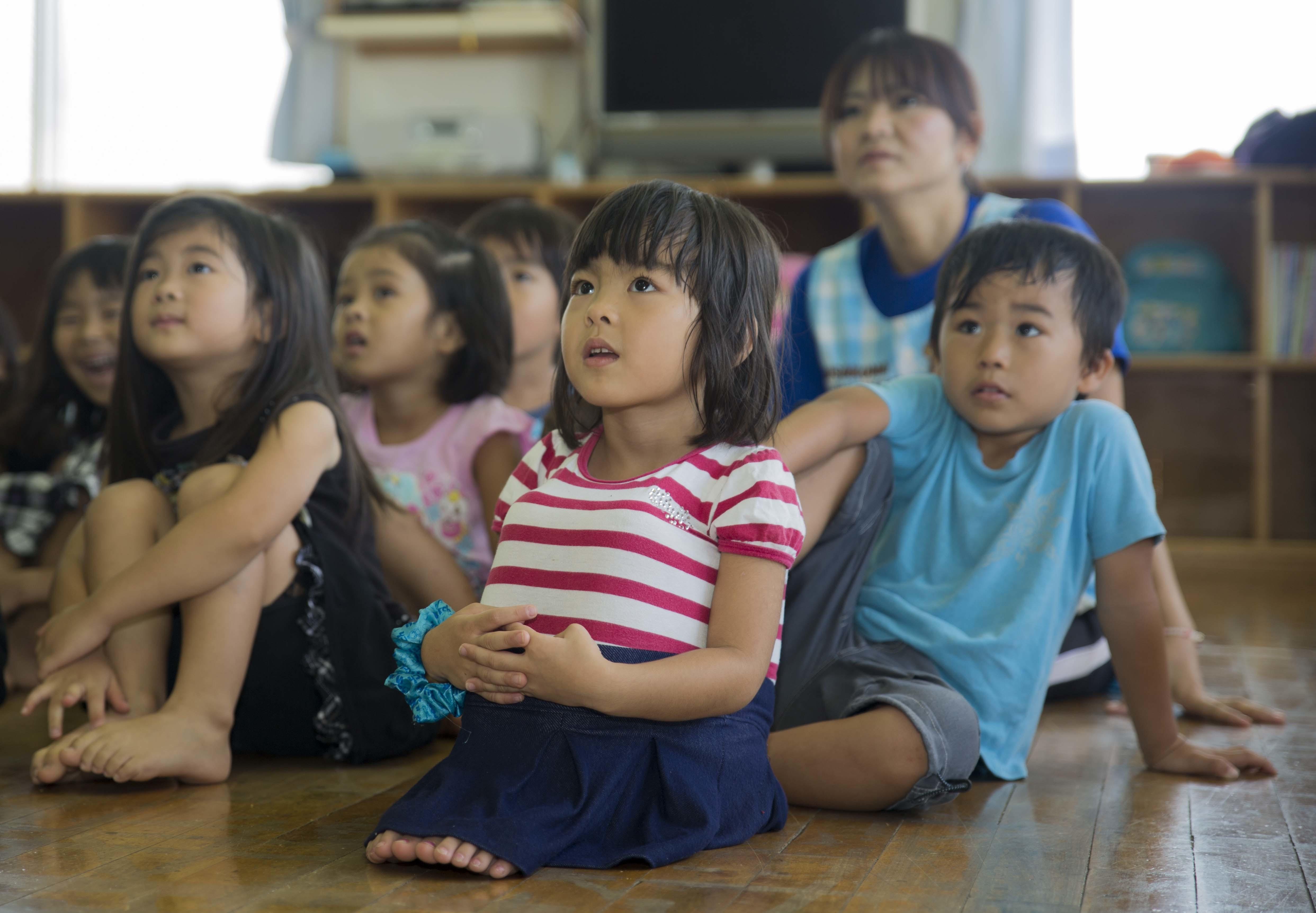 File:Marines teach English to Okinawa students through ...