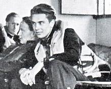 Marius Eriksen Jr. Norwegian alpine skier and pilot