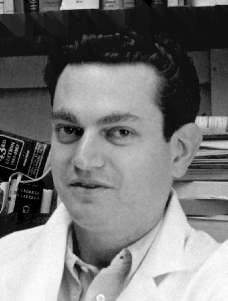 image of Marshall Warren Nirenberg