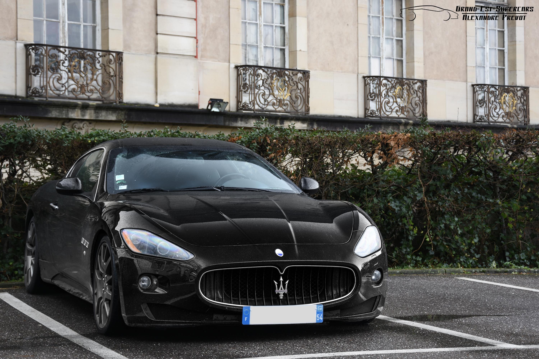 File:Maserati GranTurismo S (25516885498)