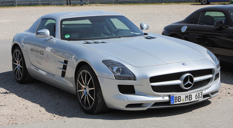 I'm curious....(Top 15 Cars) Mercedes-Benz_SLS_amk