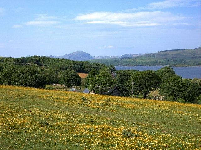 Moelfryn Isaf farm - geograph.org.uk - 185750