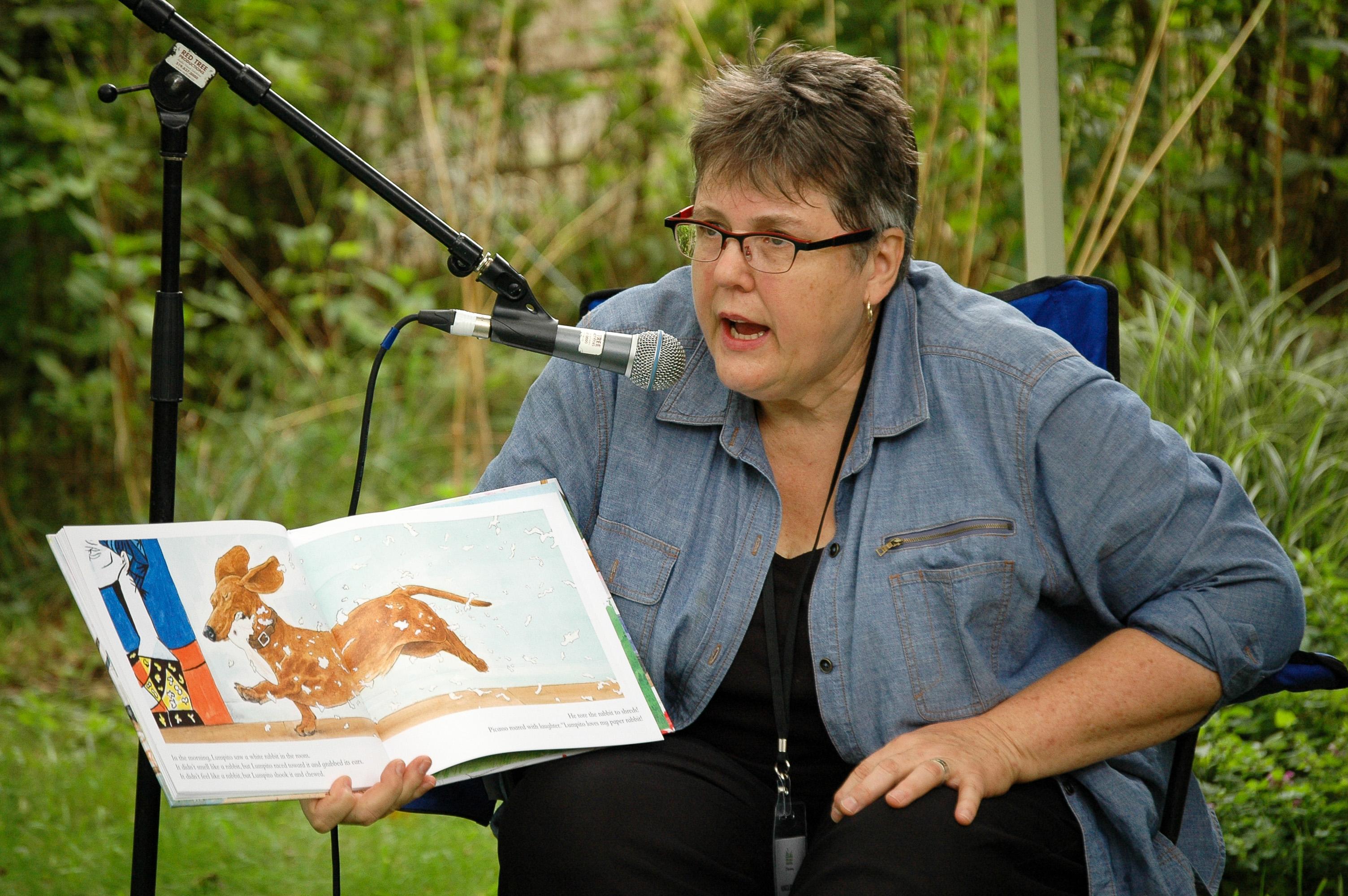 Kulling at the [[Eden Mills Writers' Festival