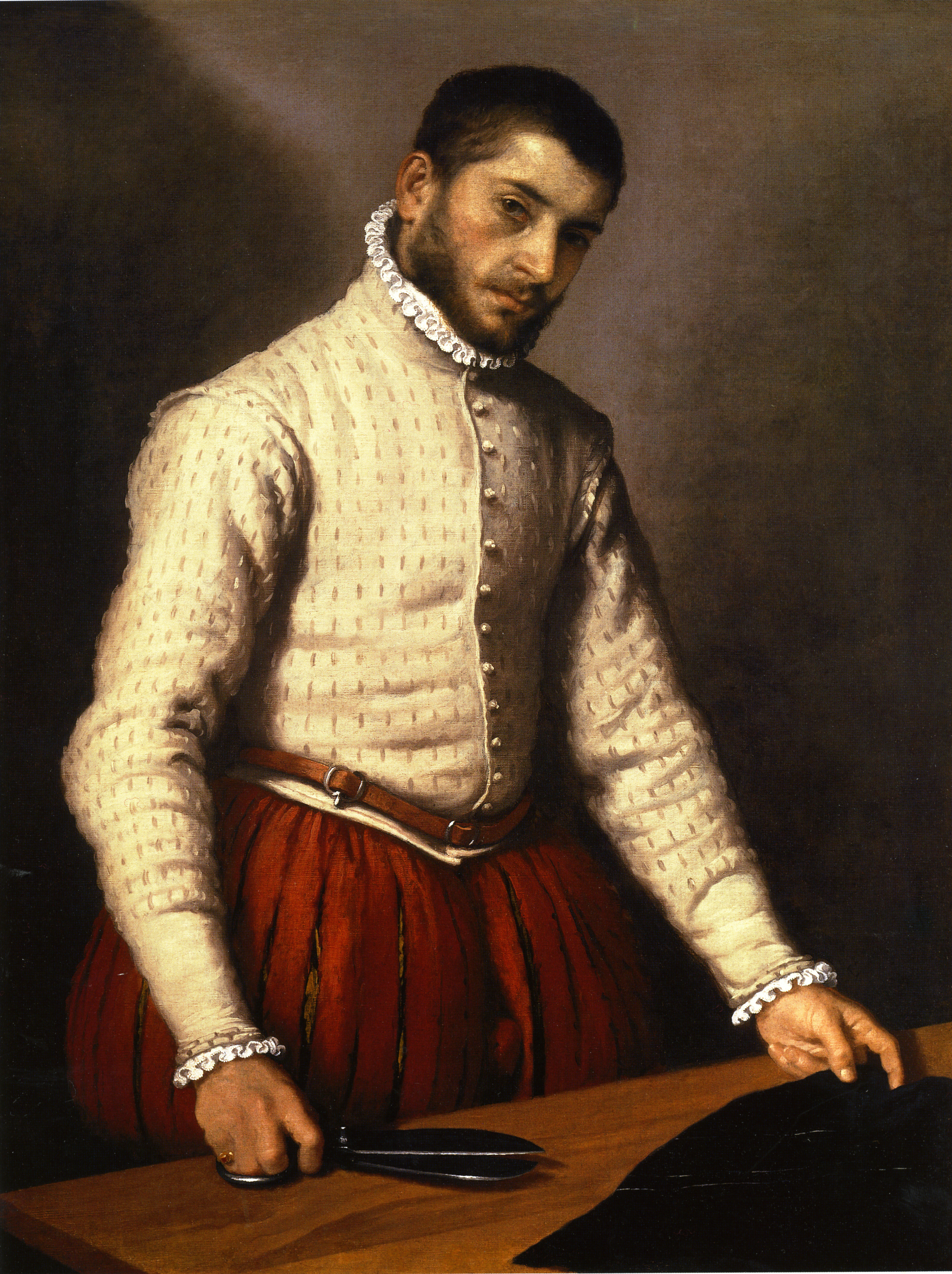 file moroni giovanni battista tailor national gallery wikimedia commons. Black Bedroom Furniture Sets. Home Design Ideas